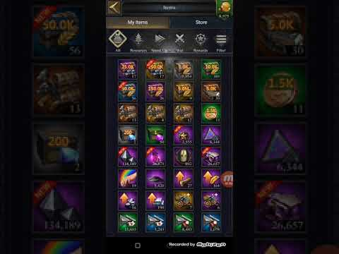 How To Get Daily 500+ Prestige Badges In Clash Of Kings Game 2019 😍😍😍