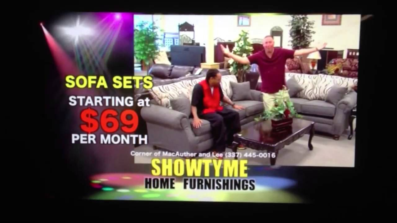 Gentil Showtime Home Furnishings Commercial   YouTube