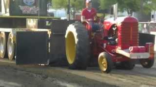 Moltrie-douglas County Fair - Arthur, Il - 2013