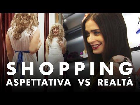 SHOPPING - Aspettativa VS Realtà - iPantellas