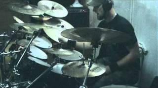 Ultra Brutal Grindcore Drumming - GNIDA - Deathday Demo