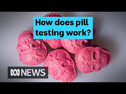 Inside The Pill Testing Tent At Festivals | Did You Know?