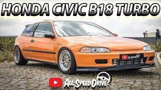 Honda Civic B18C4 TURBO +6xx CV *NIÉMOTORSPORT*