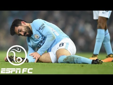 Are Manchester City players being targeted with dangerous tackles? | ESPN FC