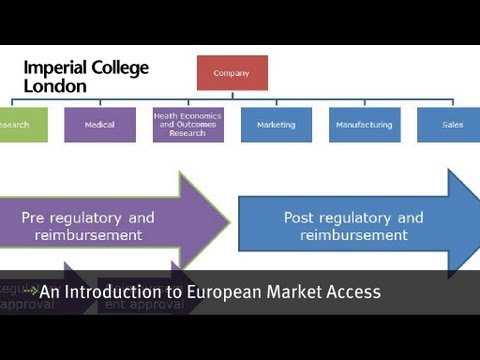 An introduction to european market access