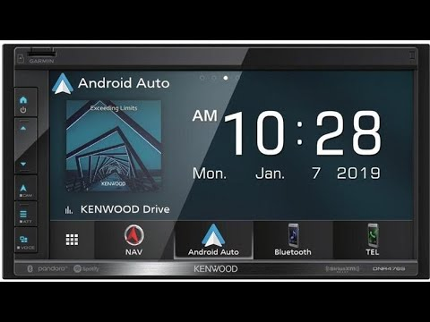 Kenwood DNR476S Review