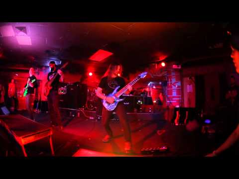 After The Burial (New Song 2013) Live HQ