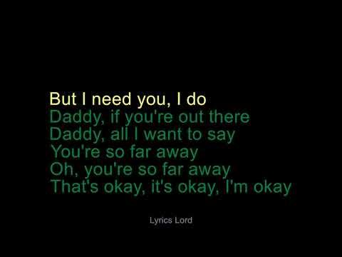 Coldplay Daddy KARAOKE (Full)