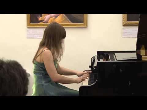 Frédéric Chopin - Ballade No. 4 in F minor, Op. 52 - Anna Fedorova