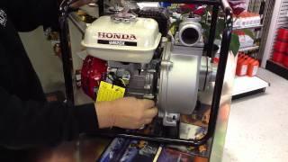 Honda Water Pump WB20X Toronto, Ontario