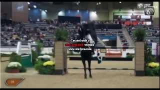 Beezie Madden and Cortes 'C', National Horse Show Grand Prix