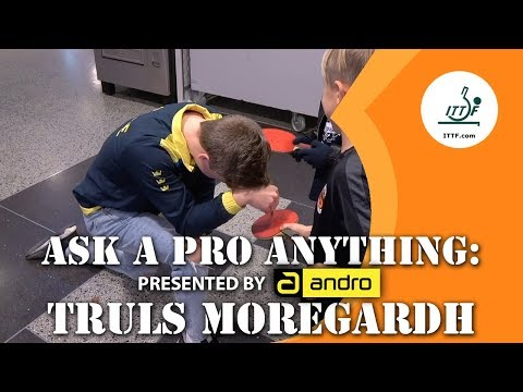 Truls Moregardh | Ask a Pro Anything presented by andro