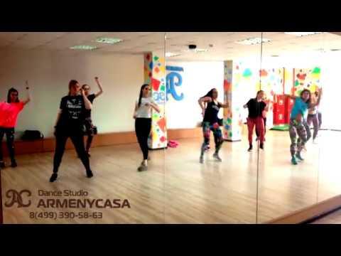 Открытый мастер-класс по денсхоллу в Armenycasa Зеленоград