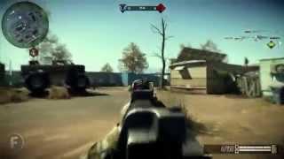 Warface PC versus gameplay - R9 270X Highest settings