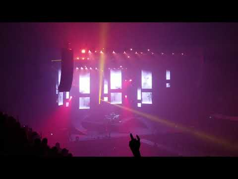 Shinedown 03/16/19 Us Cellular Center Cesar Rápida Iowa  Bully