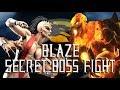 Mortal Kombat Project - Blaze Secret Boss Fight