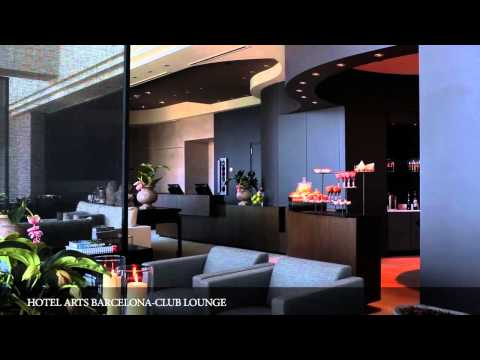 Hotel Arts Barcelona | Club Lounge