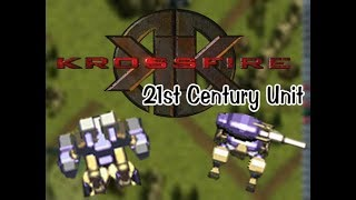 KKND 2 Krossfire -  Make unit 21st Century and other mod using Carnage MOD(download link+Map)