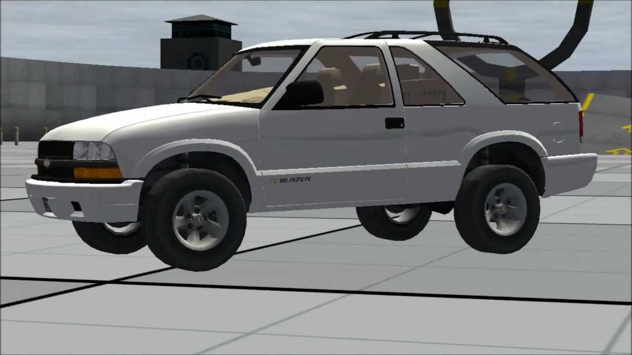 1999 chevrolet s10 blazer in rigs of rods teaser