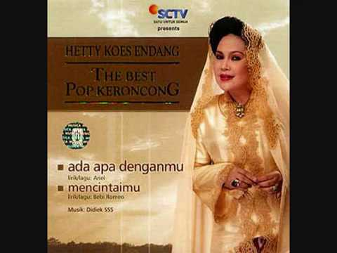 The Best Pop Keroncong - Hetty Koes Endang