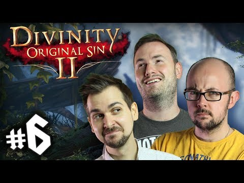 Divinity: Original Sin 2 #6 - Migo and the Nerd Cave