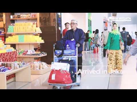 Perjalanan Umroh RH Wisata 4 - 12 November 2017