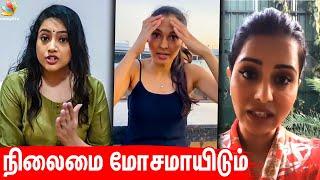 இது போர், அலட்சியமா இருக்காதிங்க! | Meena, Andrea, Raiza, Tamil Actress | Latest Tamil News
