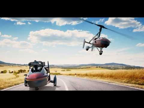 NEW ''Flying CAR''World's first production road and air-legal flying car due at Geneva-Autocars news