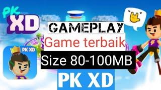 PK XD | GAMEPLAY ANDROID | GAME TERBAIK ONLINE