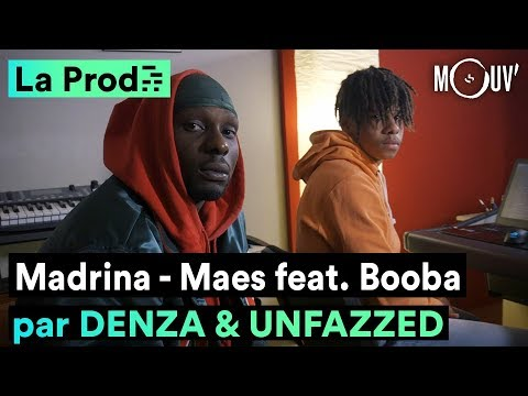 Youtube: « Madrina » de Maes ft. Booba : comment Denza & Unfazzed ont créé le hit