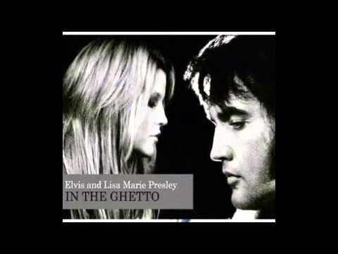 Elvis Presley- Nora Jones Love Me Tender -Lisa Marie Presley & Elvis Presley-In The GHETTO