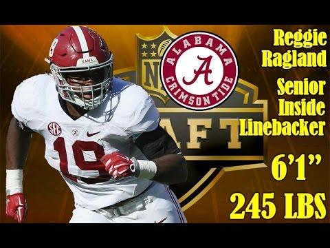 Reggie Ragland: 2016 NFL Draft Prospects 101