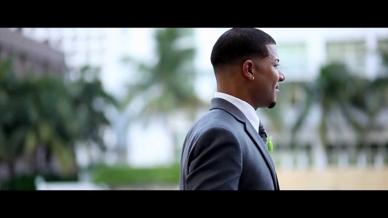 Miami Tower Sky Terrace Wedding Video Youtube