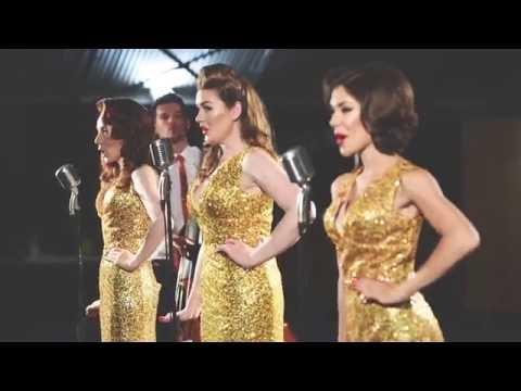 The Glamophones - Walk Like An Egyptian (Cover)