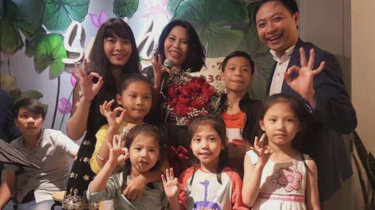 Chuyện lạ về bà mẹ ở Vinhome Hà Nội có 6 đứa con