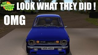 My Summer Car - Look what they did !!!