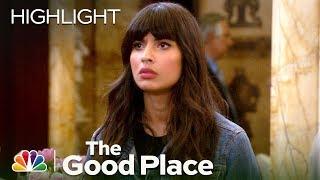 The Good Place - Tahani's Drunken Speech (Episode Highlight)
