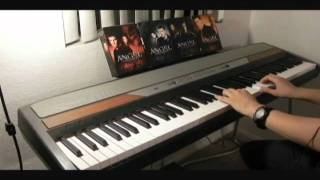 Angel the Series Medley (piano cover)