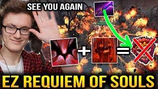 Miracle- Shadow Fiend - EZ Requiem of Souls Dota 2