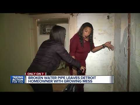 Detroit woman contacts 7 Action News when she can