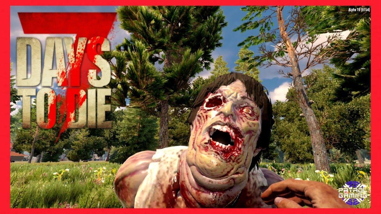 7 DAYS TO DIE | Alpha 19 Multiplayer Series Episode 3
