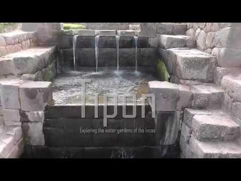 Tipón, Peru – the water gardens of the Inca