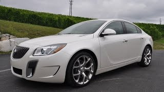 2012 Buick Regal GS Automatic Specs Review Price for Sale