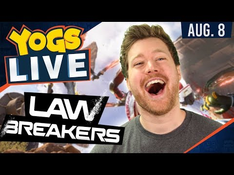 LAW BREAKERS! - 8th August 2017
