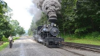 Cass Scenic Railroad Geared Steam Locomotives