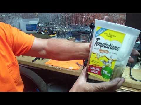 Vinegar cleaning brass casings works good