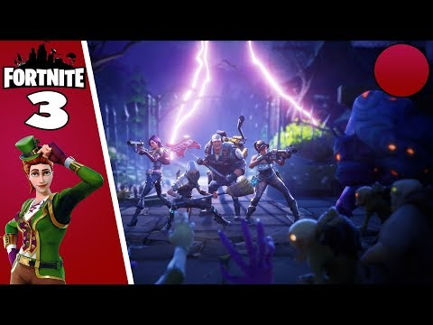 Fortnite ! On Termine le Chateau ! Fortnite Sauver le monde Live #3