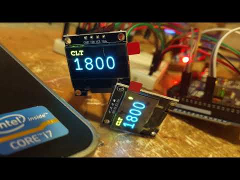 Megasquirt 2 With Arduino Display Over CAN Bus