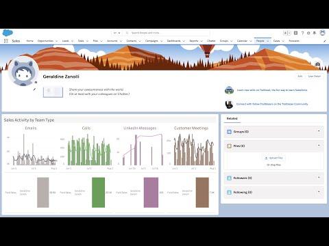 Tableau Viz Lightning web component: a new way to bring Tableau analytics into Salesforce