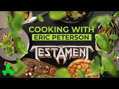 TESTAMENT - Eric Peterson Step by Step Brussels Sprouts Gratin (OFFICIAL HOLIDAY COOKING VIDEO)